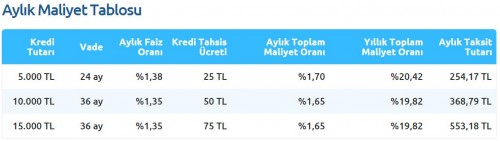 Aylık_Maliyet