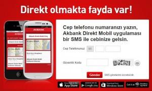 Akbank mobile mobil indirme