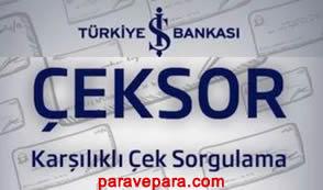 çeksor, türkkiye iş bankası, çeksor android uygulaması, çeksor uygulaması,çeksor iş bankası