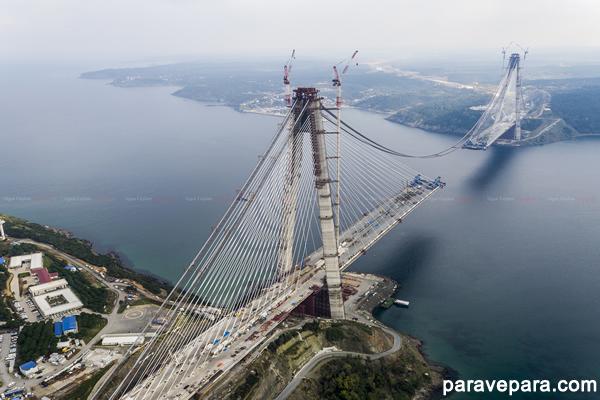 Yavuz Sultan Selim Köprüsü (3. Köprü),