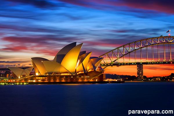 Avustralya,Avustralya , Avustralya asgari ücret, Avustralya asgari ücret ne kadar
