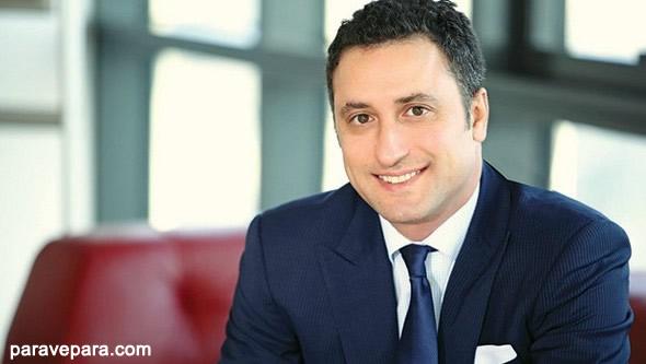 Erdinç Varlıbaş,Varyap Holding'in CEO'su Erdinç Varlıbaş, Varyap Holding'in CEO'su Kimdir?