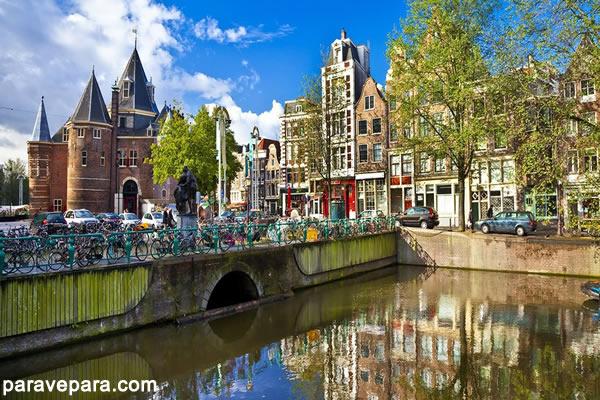 Hollanda, Hollanda, Hollanda asgari ücret, Hollanda asgari ücret ne kadar