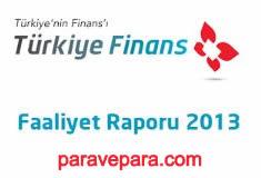 Türkiye Finans Faaliyet Raporu