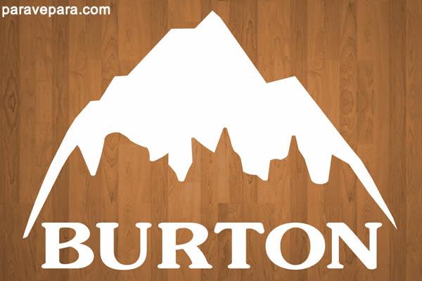 Burton Company ( Kayak Malzemesi, Spor Ürünleri Firması)