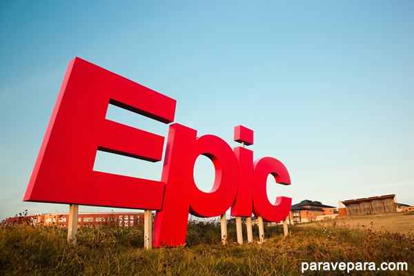 Epic Systems Corporation ( Epic Sistem Şirketi )